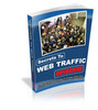 Thumbnail Secrets to web traffic PLR