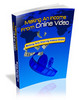 Making and Income from online video