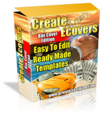 Product picture Create Ecovers Photoshop