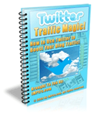 Product picture Twitter Traffic Magic!
