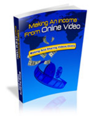 Product picture Making and Income from online video